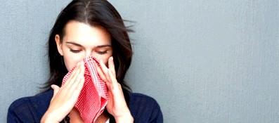Фото - Алергія на пил