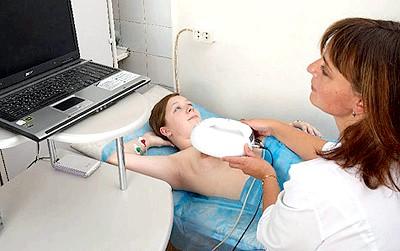 Фото - Обстеження грудей у мамолога