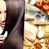 Фото - Фото - Дієта для здоров'я і краси волосся