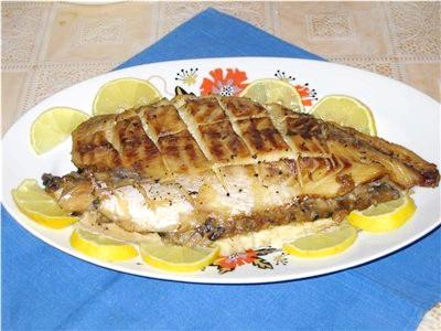 Фото - Приготовлена   морська риба