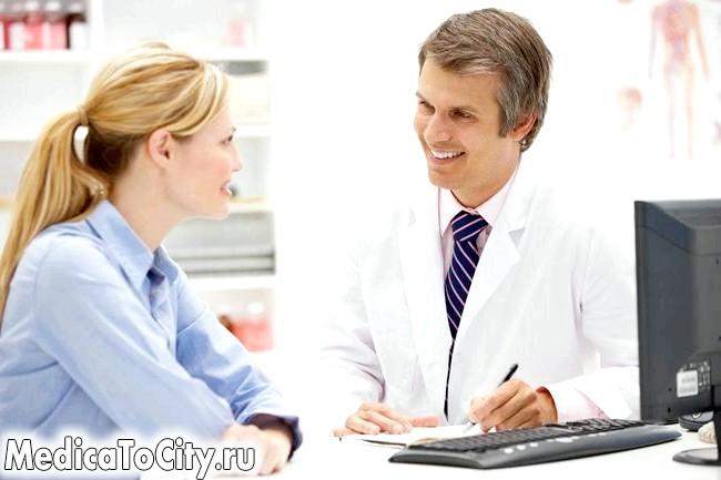 Фото - гранулоцити та консультація лікаря