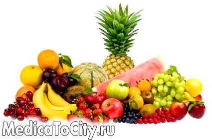 Фото - список продуктів підвищення цукру