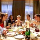 Фото - Фото - Уникнути переїдання у святкові дні