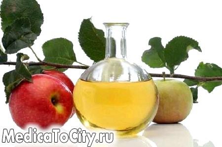 Фото - Сьогодні пробуємо яблучний оцет від прищів, відгуки допоможуть нам розібратися