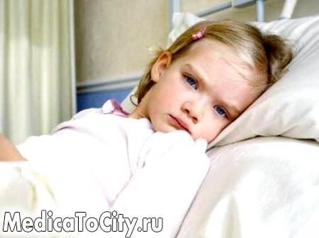 Фото - Хвороби особливо важко переносять діти