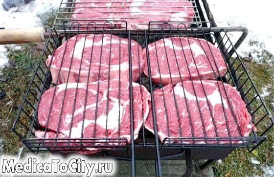 Фото - Стейк з яловичини