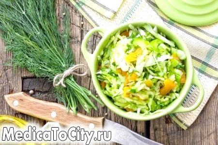 Фото - Зелений салат