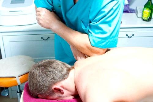 Фото - Процедура проведення масажу при порушенні постави