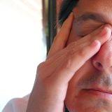 Фото - Фото - Кон'юнктивіт слизової ока людини