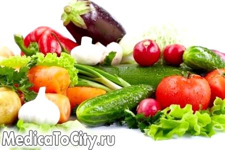 Фото - Помідори, огірки, цибуля, редис, капуста