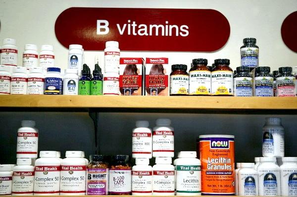Фото - Вітаміни групи B