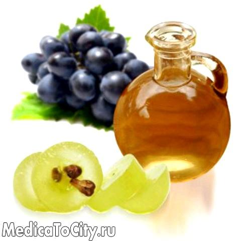 Фото - Масло виноградних кісточок - лідер по догляду за шкірою обличчя!