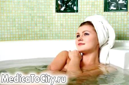 Фото - Ванни з морською сіллю не тільки послаблять вас, але і зміцнять вашу шкіру!