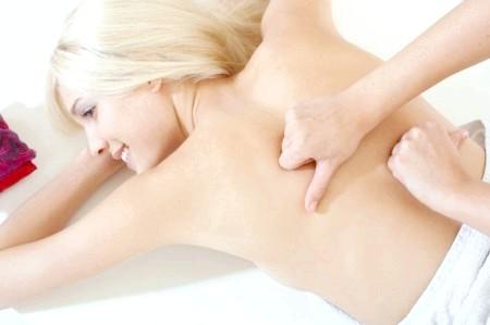 Фото - як робити масаж спини