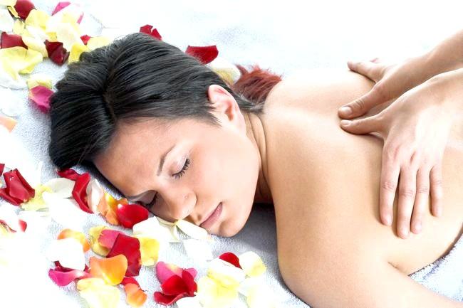 Фото - Точковий масаж при остеохондрозі
