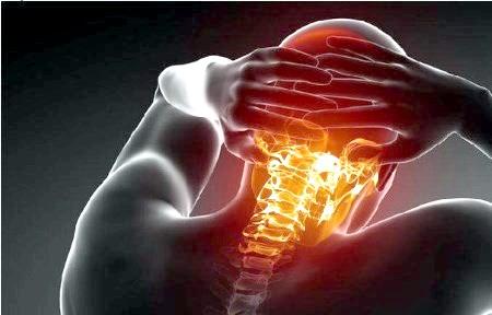 Фото - остеохондроз шийного відділу 1 ступеня