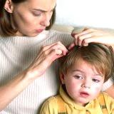 Фото - Фото - Педикульоз шкіри голови дитини