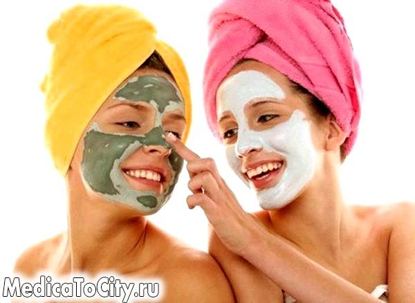 Фото - Маски для обличчя від прищів - корисна всім