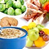 Фото - Фото - Продукти харчування для зниження холестерину