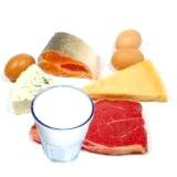 Фото - Фото - Роль білків в харчуванні людини