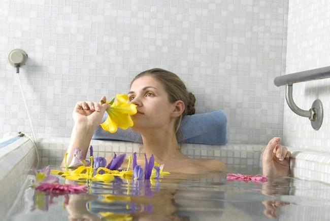 Фото - Ванни для боротьби з невралгіями