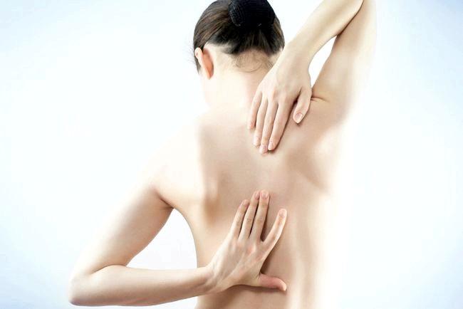 Фото - Біль при шийно грудному остеохондрозі