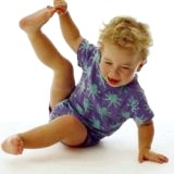 Фото - Фото - Симптоми плоскостопості у маленької дитини