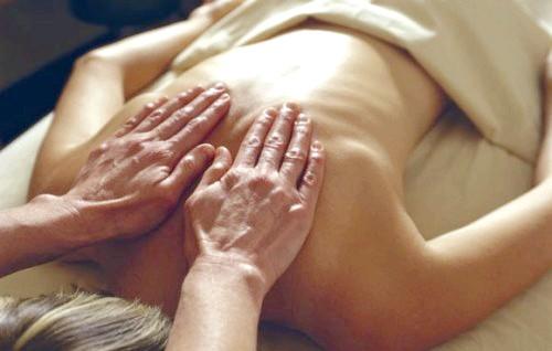 Фото - Як робити масаж спини при сколіозі