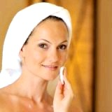 Фото - Фото - Ретельне очищення шкіри обличчя