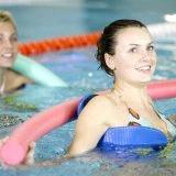 Фото - Фото - Вправи для м'язів тіла у воді
