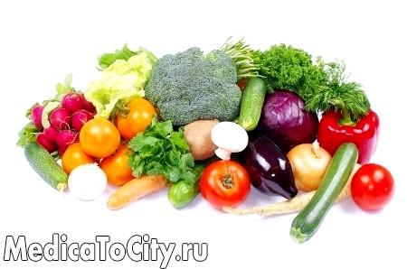 Фото - Овочі з вітаміном Е