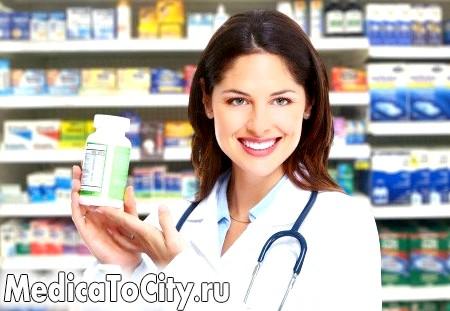 Фото - Фармацевт з вітамінами