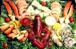 Фото - морепродукти