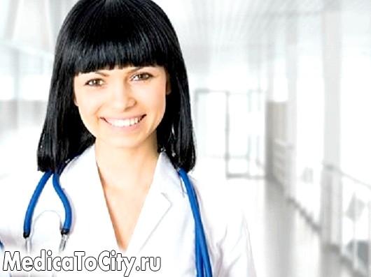 Фото - лікар ендокринолог