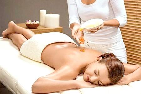 Фото - медовий масаж при остеохондрозі