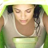 Фото - Фото - Парові ванни для обличчя відвари