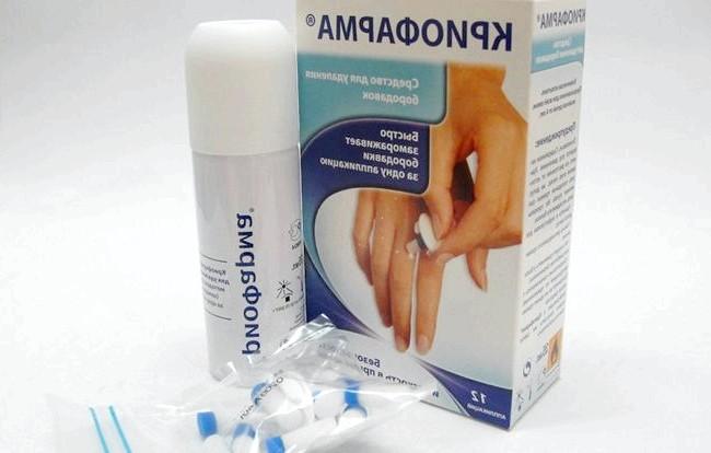 Фото - Зображення препарату кріофарма спрямованого на видалення бородавок