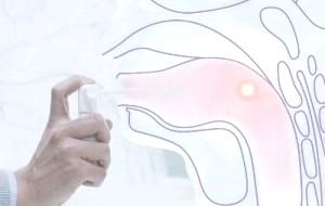 Фото - Застосування спрею при запальних процесах зіву і глотки