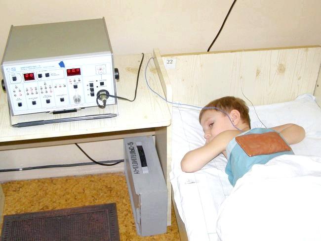 Фото - Проведення ампліпульстерапії