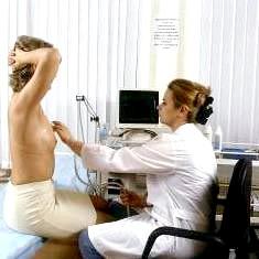 Фото - Перевірка молочних залоз