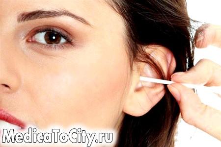 Фото - Часто причиною нагноєння може стати мікротравма при чищенні вуха
