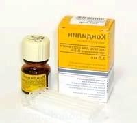 Фото - Зображення упаковки препарату конділін