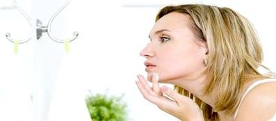 Фото - Плями на обличчі при алергії