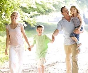 Фото - здорова сім'я