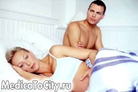 Фото - обмеження в сексі при вагітності