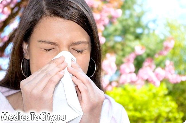 Фото - Алергія, кашель - симптоми у дорослих