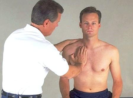 Фото - корінцевий синдром грудного відділу